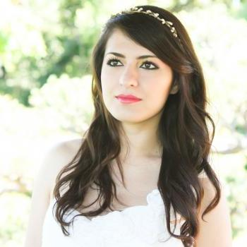 Ivory Berry Wreath Bridal Flower, wedding headpiece, ivory headband, bridal accessories