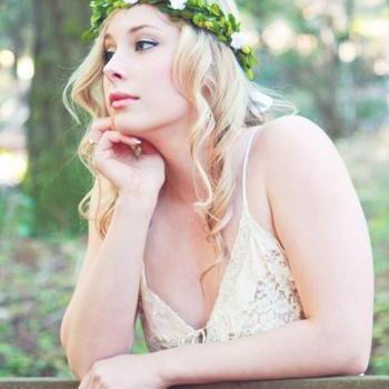 laurel wreath, bridal headpiece, wedding hair accessories, flower crown, floral wreath, natural head piece,