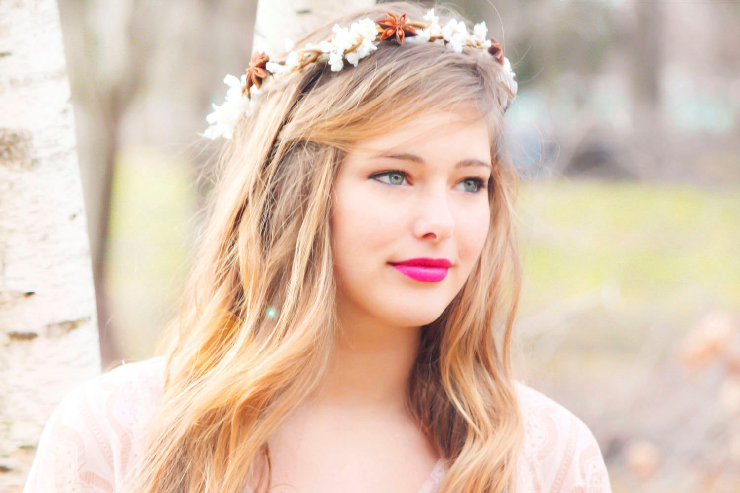 Wedding accessories bridal headband bridal hair flower rustic wedding accessories bridal headband bridal hair flower rustic wedding flower bridal hair crown woodland wedding bridal headpiece junglespirit Image collections